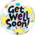"22"" Single Bubble Get Well Soon Sunny Day #49337 - Each"