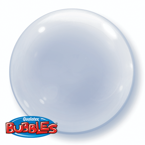 "20"" Deco Bubble Clear #68824 - Each"