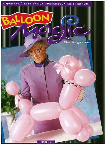 Balloon Magic #28 #78323 - Each