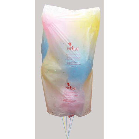 "Hi-Float Balloon Transport Bag 30"" X 10"" X 66"" #80442 - Roll of 100"