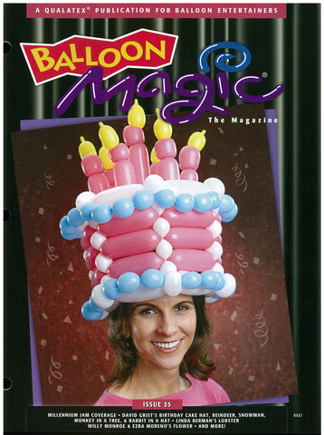 Balloon Magic #35 #87405 - Each