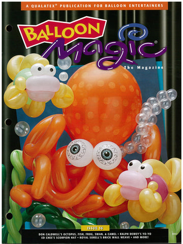 Balloon Magic #36 #90833 - Each