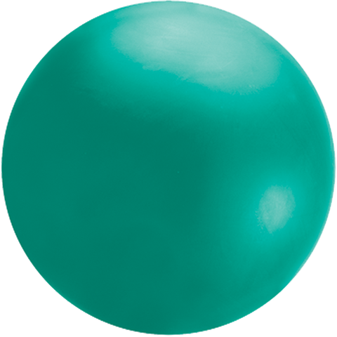 Cloudbuster 5.5' Green Cloudbuster Balloon #91218 - Each