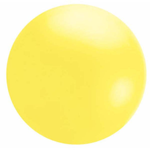 Cloudbuster 8' Yellow Cloudbuster Balloon #91229 - Each