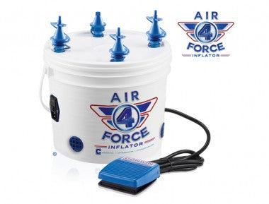 Air Force 4 220V W/Foot Pedal -2007 #16149 - Each