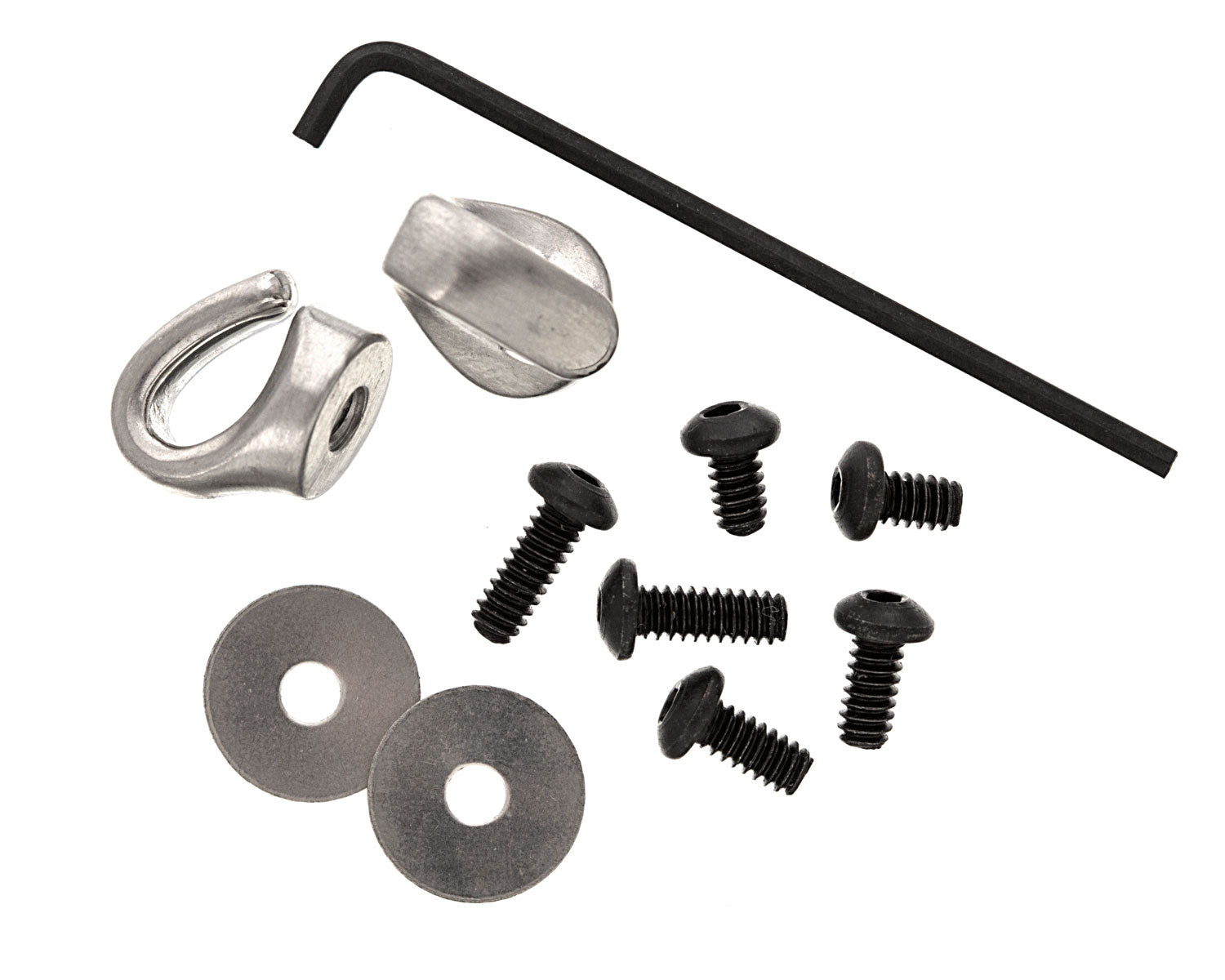 Supplemental Accessory – Anchor Kit Black or Silver