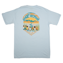 Load image into Gallery viewer, Nature Back Azure Come Together Tee