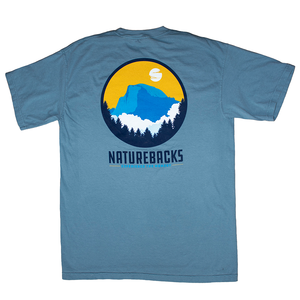 Nature Backs Cascade Tee