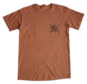 Nature Backs Sahara Tee