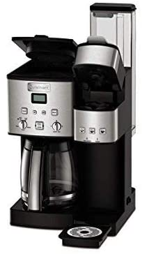 COFFEE CENTER™ 12 CUP COFFEEMAKER AND SINGLE-SERVE BREWER