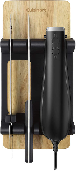 ELECTRIC KNIFE SET WITH CUTTING BOARD