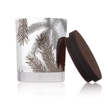 Thymes FRASIER FIR STATEMENT BROWN PINE NEEDLE CANDLE