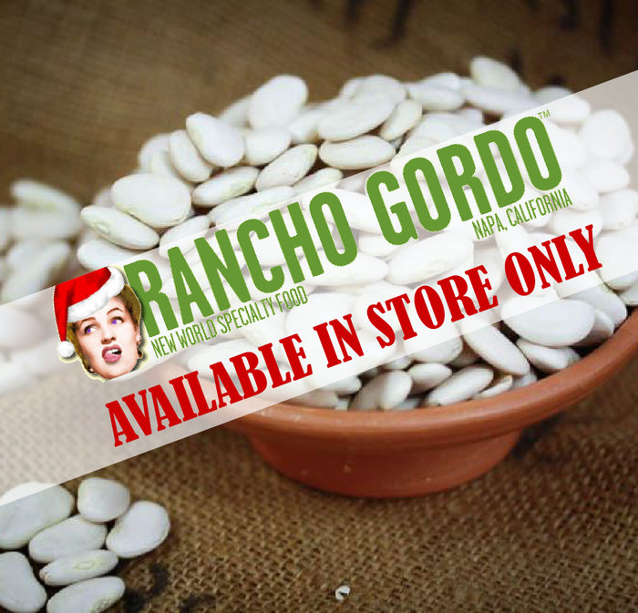 Rancho Gordo - Midnight Black Bean, 1 lb