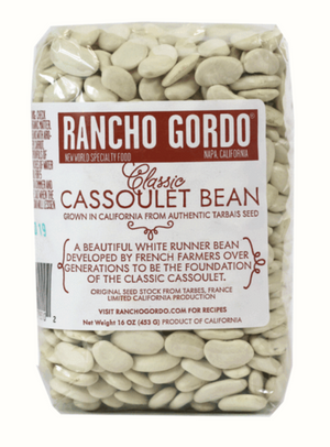 Rancho Gordo Cassoulet (Tarbais) Bean