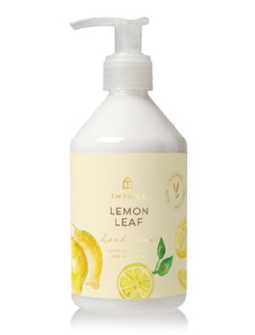 LEMON LEAF HAND LOTION