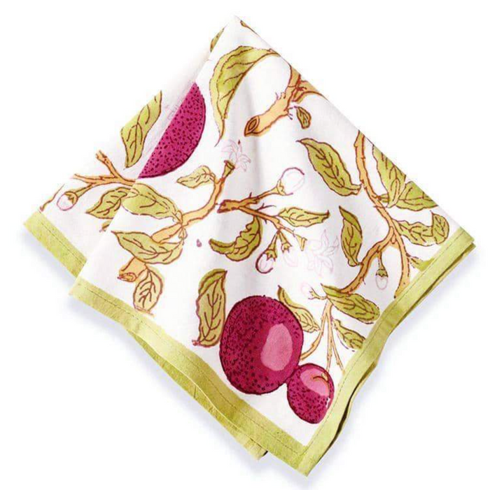 Orange Tree Napkins