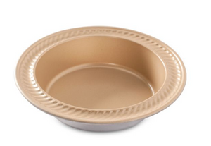 "Nonstick Compact Ovenware 5"" Mini Pie Pan"