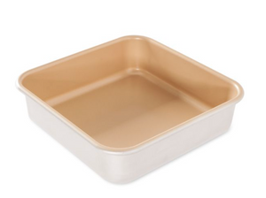 "Nonstick 9"" Square Cake Pan"