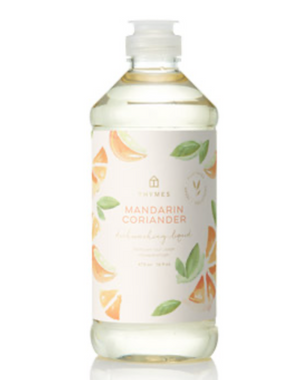 MANDARIN CORIANDER DISHWASHING LIQUID