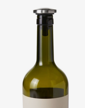 2-Piece Spillproof Wine Stopper