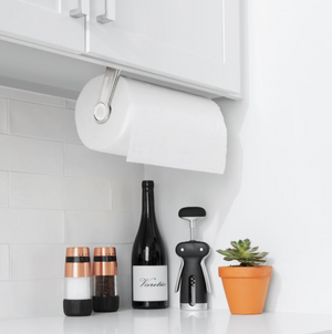 Steady Mounted Paper Towel Holder