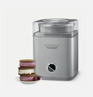PURE INDULGENCE™ 2 QUART FROZEN YOGURT-SORBET & ICE CREAM MAKER