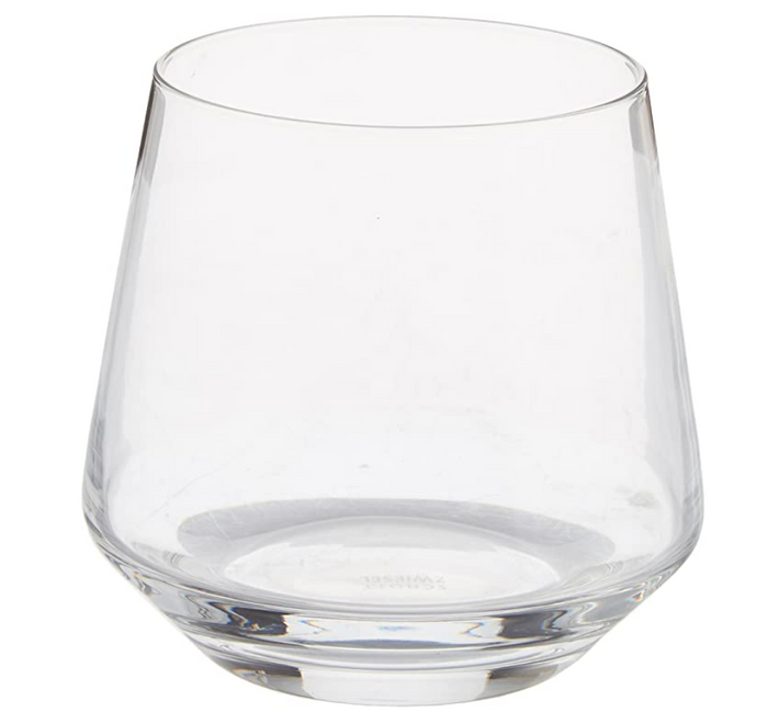 PURE  WHISKEY 13.2OZ Glass
