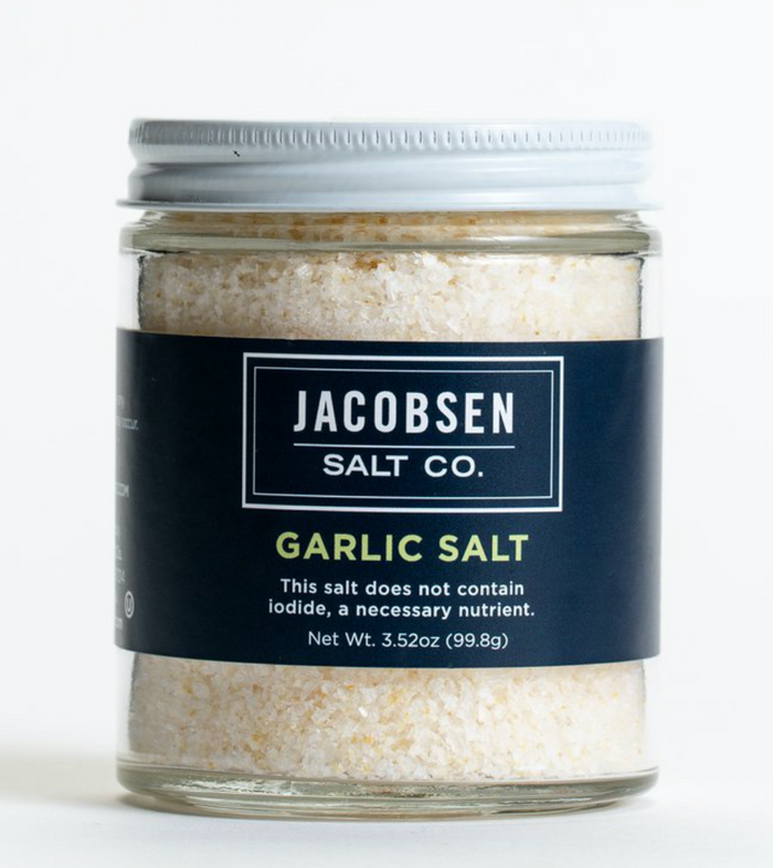 Infused Garlic Salt