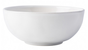 Puro Whitewash Cereal/Ice Cream Bowl