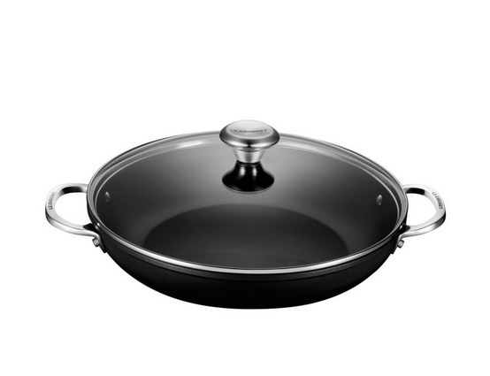 Le Creuset Toughened Nonstick PRO Braiser, 4 QT.