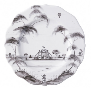 Country Estate Flint Dessert/Salad Plate Conservatory