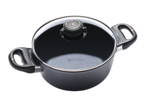 "2.3 Qt (8"") Nonstick Casserole with Lid 