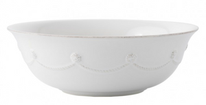 "Berry & Thread Whitewash 9.5"" Serving Bowl"