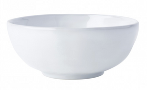 "Quotidien White Truffle 10"" Serving Bowl"