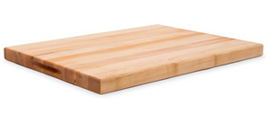 "John Boos Cutting Board, 24"" X 18"", Maple with Juice Groove"