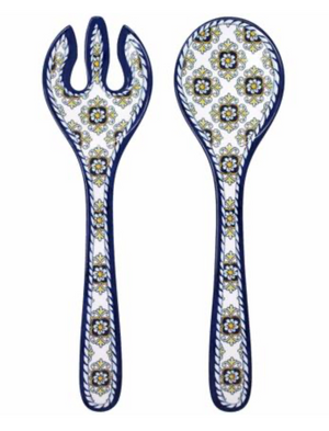 Le Cadeaux Sorrento Salad Serving Set