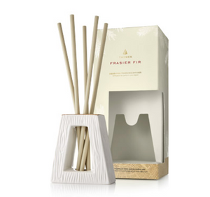 Thymes FRASIER FIR GILDED LIQUID FREE FRAGRANCE DIFFUSER