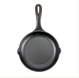 Lodge Chef Collection 8 Inch Cast Iron Skillet