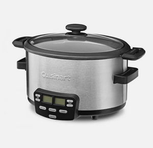 4 QUART 3-IN-1 COOK CENTRAL® MULTICOOKER