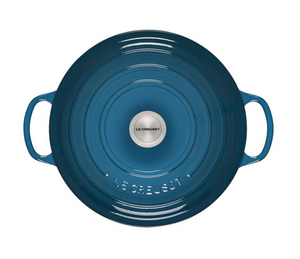 Round Wide Dutch Oven, 6.75QT