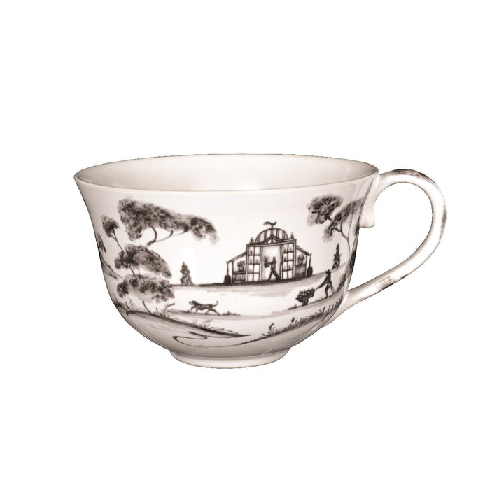 Country Estate Flint Tea/Coffee Cup Garden Follies