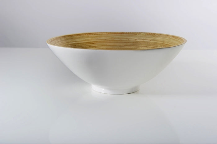 KHUP Small Bamboo Fruit Bowl