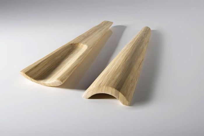 TIA Bamboo Salad Servers