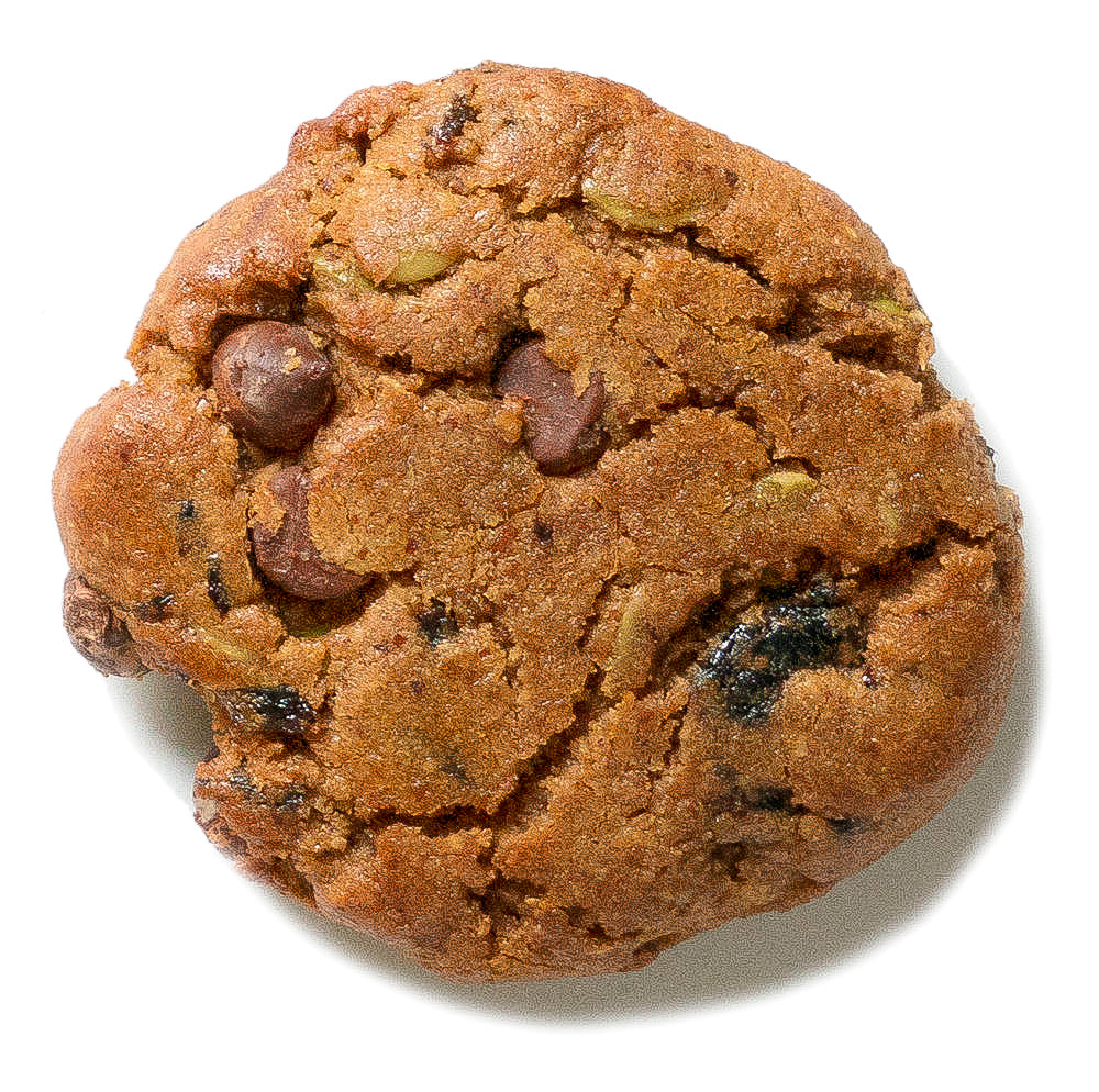 the empowered cookie chocolate cherry