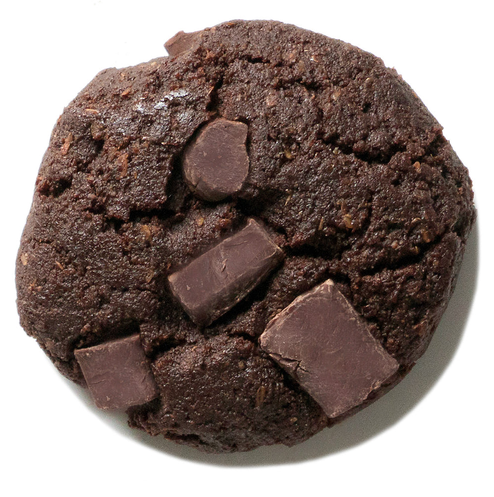 the empowered cookie double chocolate chunk