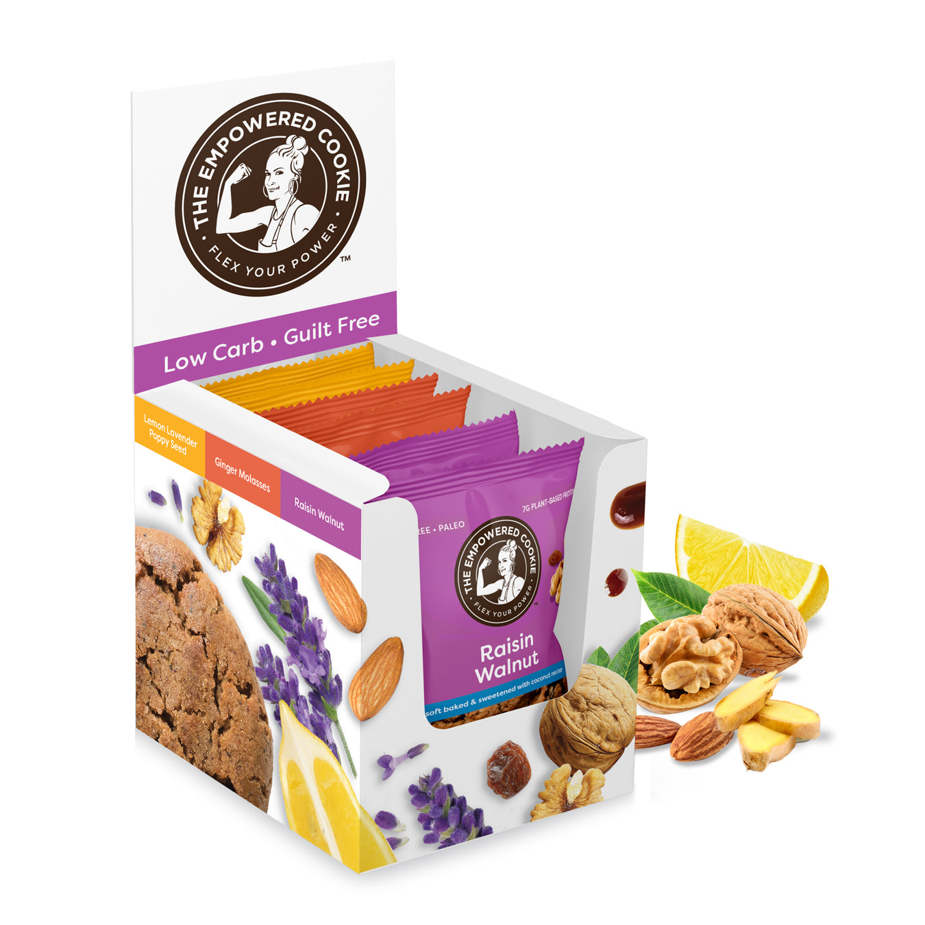 Variety Pack: Fruity and Floral (6 Count)