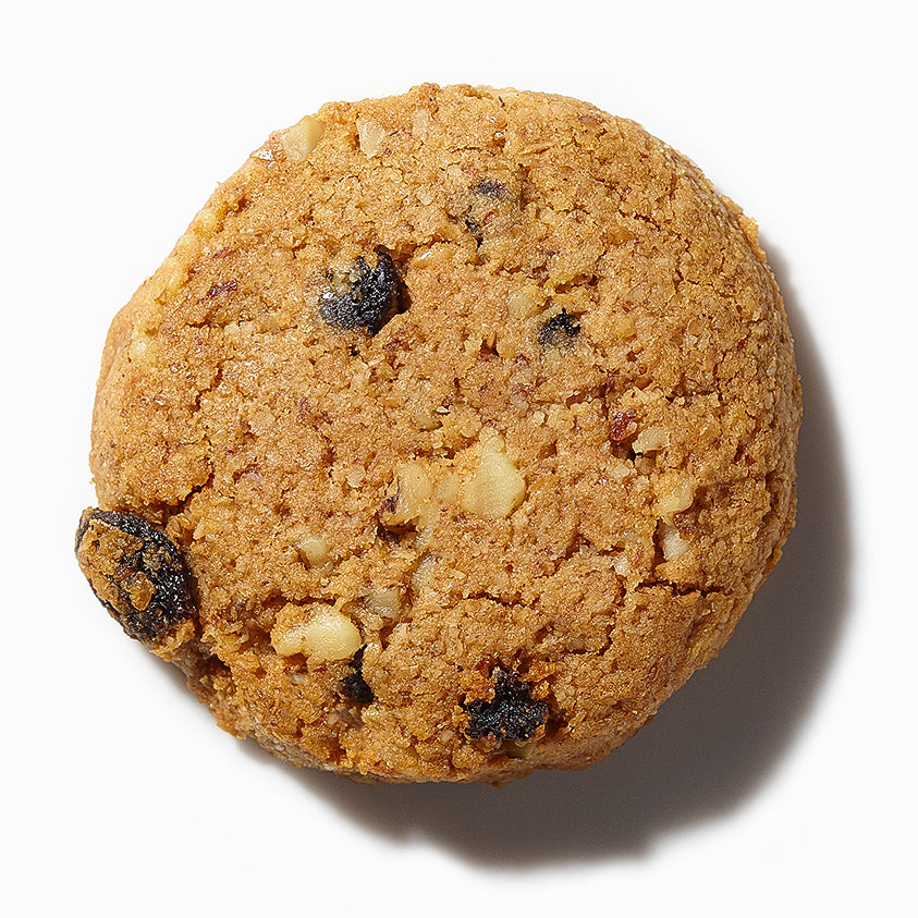 Raisin Walnut, The Empowered Cookie (12 Pack)