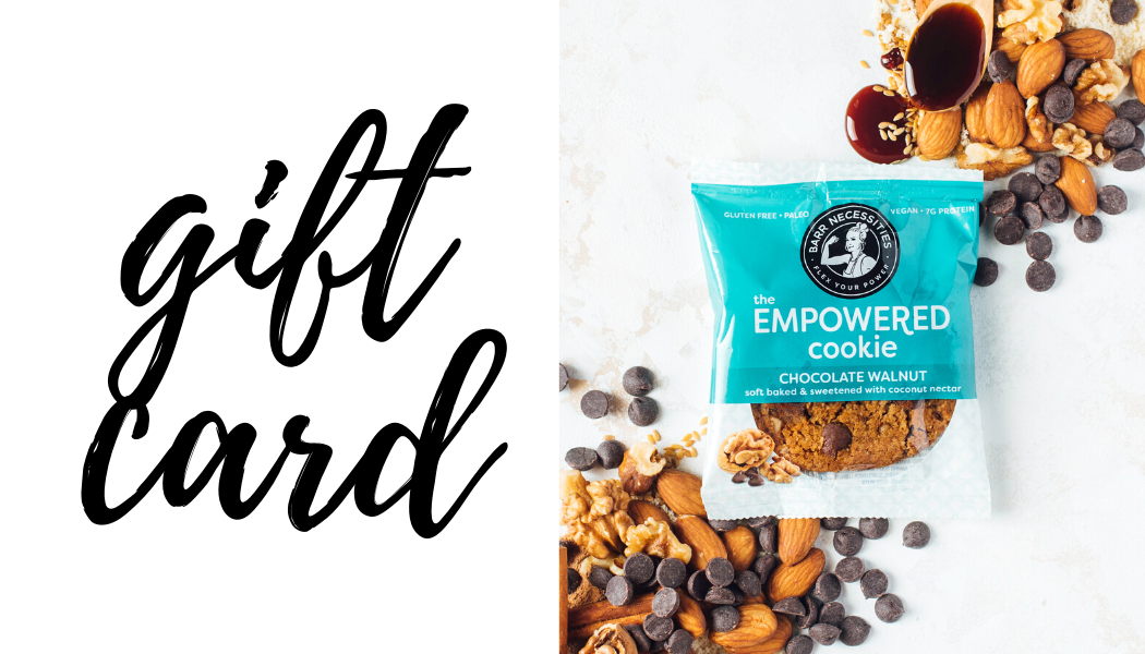 Empowered Cookie Gift Card