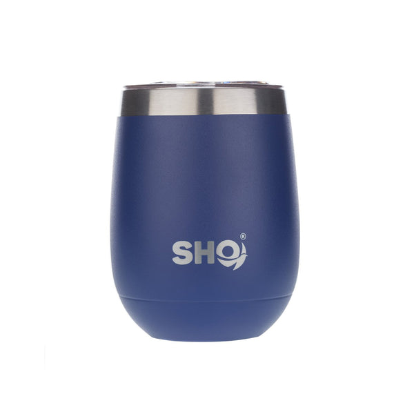 Stainless Steel Insulated Tumbler Pacto - Dark Blue