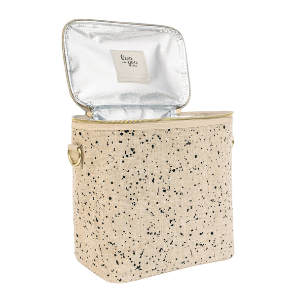 Large Insulated Lunch Bag - Splatter by SoYoung